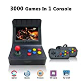 "YLM Retro Game Console, Console di Gioco Portatile per Game Player 16GB 4.3 ""Screen 3000 Giochi"