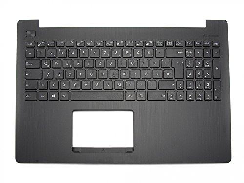 Tastatur, deutsch (DE) inkl. Topcase schwarz für Asus F553M Serie
