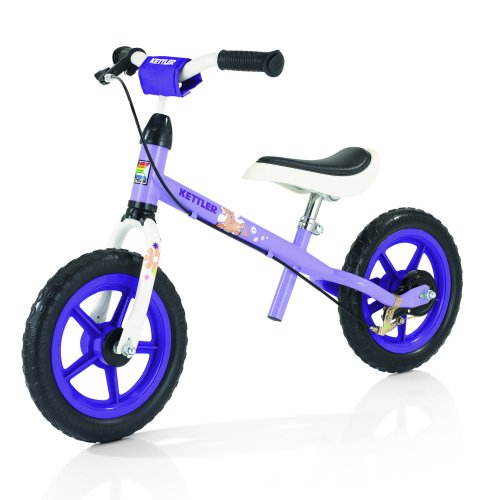 Kettler - T04025-0020 - Vélo et Véhicule pour Enfant - Draisienne - Speedy Pablo avec Frein - 12,5 ' - Acier