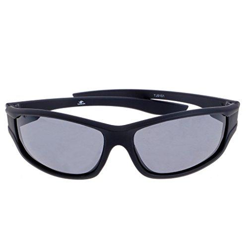 Jiamins Polarisierte Sonnenbrille der Männer, die Radfahrengläser-Sport-im Freienfischen-Eyewear fährt