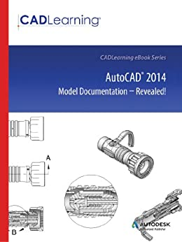 autocad 2014 model documentation revealed english. Black Bedroom Furniture Sets. Home Design Ideas