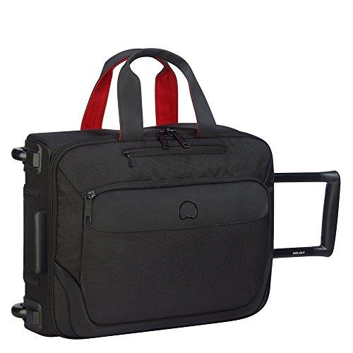 Delsey Parvis Business Maletín 2 ruedas 43 cm compartimento Laptop