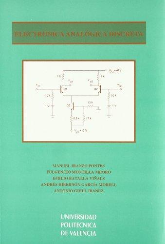 Electrónica Analógica Discreta (Académica) por Emilio Batalla Viñals