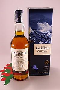 Whisky Talisker Skye 10 Y 45 % 70 cl.