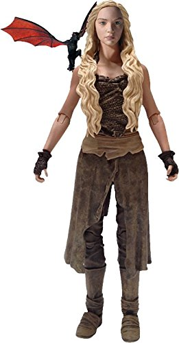 Funko 3907 Game of Thrones Toy - Daenerys Targaryen Deluxe Collectable Action Figure 3