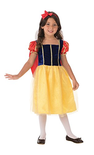 Click for larger image of Rubie´s Storytime Wishes Snow White Costume, Small