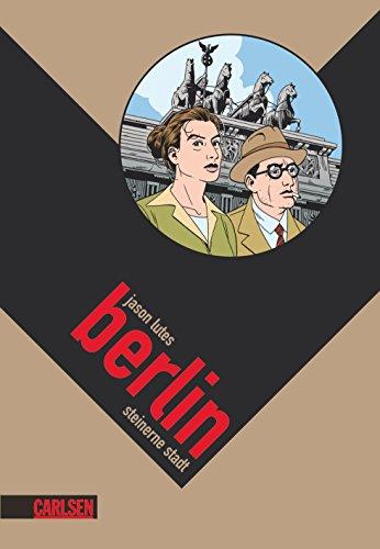 Buchseite und Rezensionen zu 'Berlin 1: Steinerne Stadt' von Jason Lutes