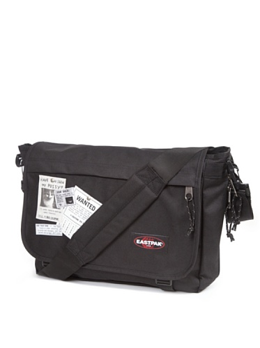 Eastpak Borsa Messenger, Alo Ha (Multicolore) - ES076954 Black