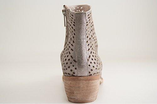 Karston ,  Scarpe col tacco donna metallico