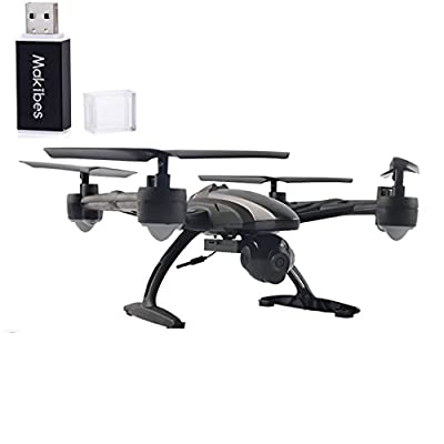 JXD 509G 5.8G FPV Drone with 2.0MP HD Real-time Aerial Camera, High Hold Mode Headless Mode One Key Return RC Quadcopter With a Card Reader from Jxd