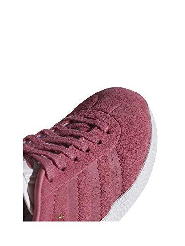 adidas Gazelle, Sneakers Basses Mixte enfant Multicolore (Chapnk/chapnk/ftwwht Cq2922)