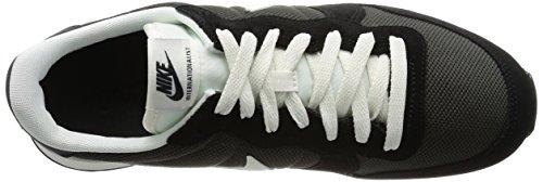 Nike Internationalist, Chaussures de Running Entrainement Homme Multicolore (Deep Pewter/sail-black-anthracite)