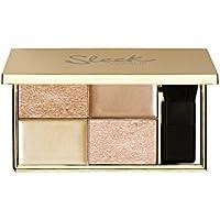 Elegante Maquillaje paleta de Cleopatra 's Kiss destacando 9g