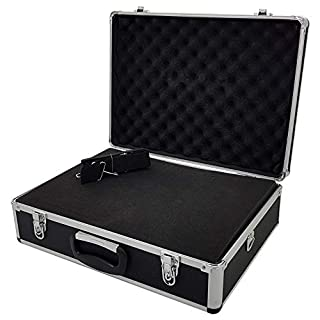 Aluminium Flight Case (460x330x150mm)