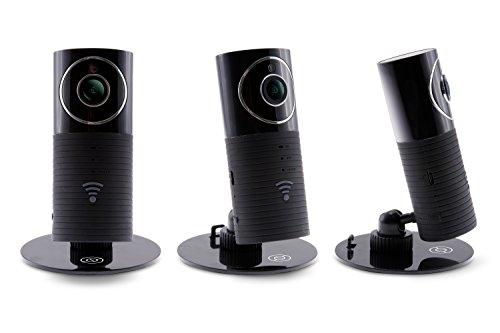 Sinji Indoor Smart WiFi Camera Webcam WiFi, kabellos (Wifi-webcams)