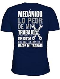 7297e039b73ca Amazon.es  camisetas mecanico - 4108417031  Ropa