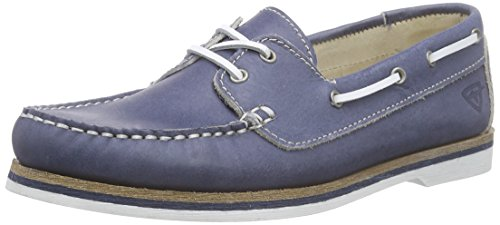 Tamaris 23616, Damen Bootsschuhe, Blau (NAVY ANTIC 892), 37 EU