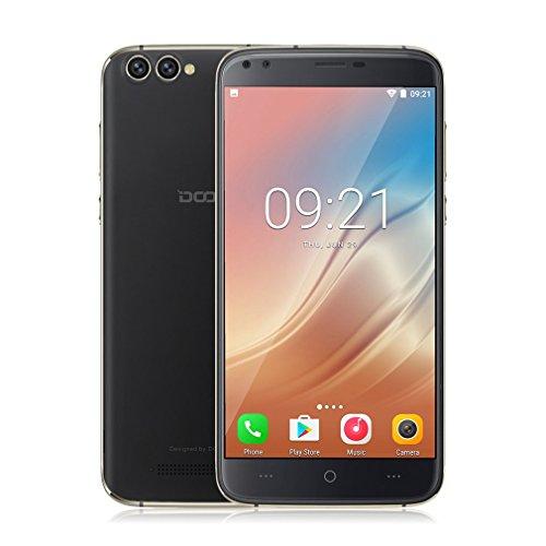 DOOGEE X30 - Smartphone Android, resolución 720 * 1280 5.5