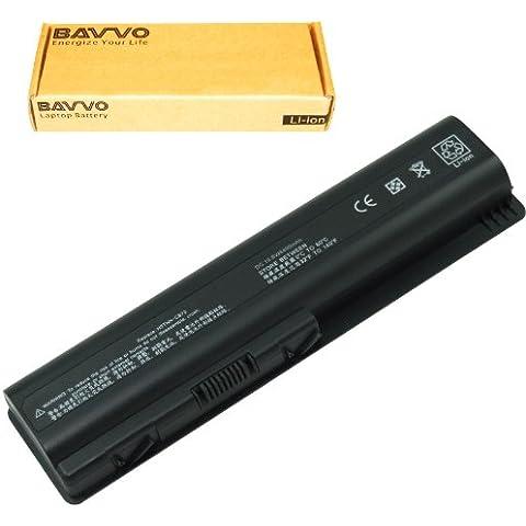 Bavvo Batería de Recambio para HP Presario CQ45-114AU,6 cells