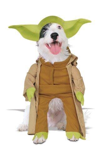 Star Wars Yoda Pet Costume, Medium by Rubies Costume Company