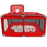 WSGZH Baby Laufstall-Kinder Sicherheitszaun, Kinder Baby Indoor Outdoor Sicherheit Spiel Laufgitter Zaun (größe : F)