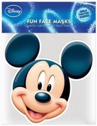 Mickey & Minnie Mouse Mouse Mouse MICKEY Masque de fête avec élastique | Finement Traité  5a9cea