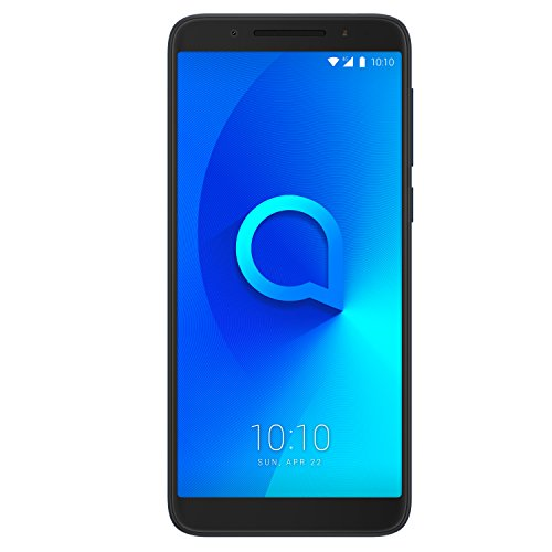 Alcatel 3V Spectrum Android UK-SIM Free Smartphone - Black Best Price and Cheapest