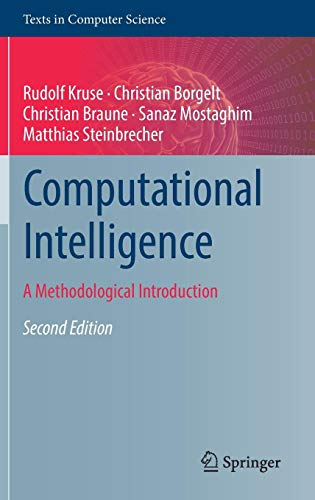Computational Intelligence: A Methodological Introduction (Texts in Computer Science)
