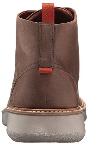 Ecco Mens Aurora Classic Boots Brown (cacao Marrone)