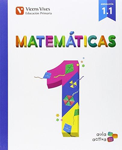 Matematicas 1 (11 - 12 - 13) aula activa andalucia