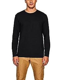 edc by Esprit, T-Shirt à Manches Longues Homme