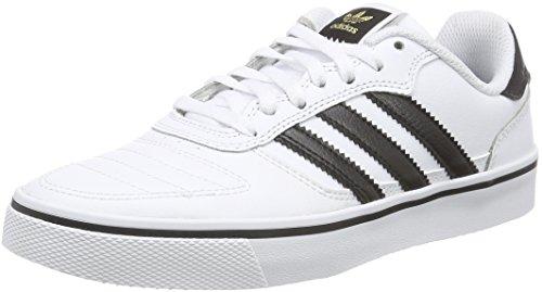 adidas Originals Copa Vulc Unisex-Erwachsene Skateboardschuhe Weiß (Ftwr White/Core Black/Gold Met.)