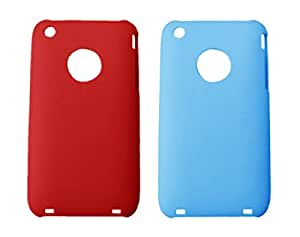 2 pieces of Winsome Deal Exclusive Hard Back Cover Case for Apple Iphone 3G