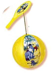 WDK Partner a1100237-Juego de Plein Air-Tap Ball Winnie The Pooh