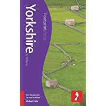 Yorkshire Footprint Focus Guide by Jo Williams (2013-04-19)