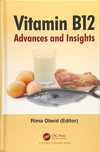 Vitamin B12: Advances and Insights