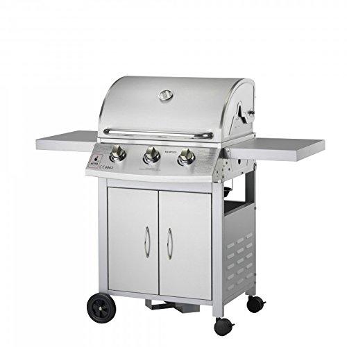Memphis 3B Barbecue à gaz 11 kw