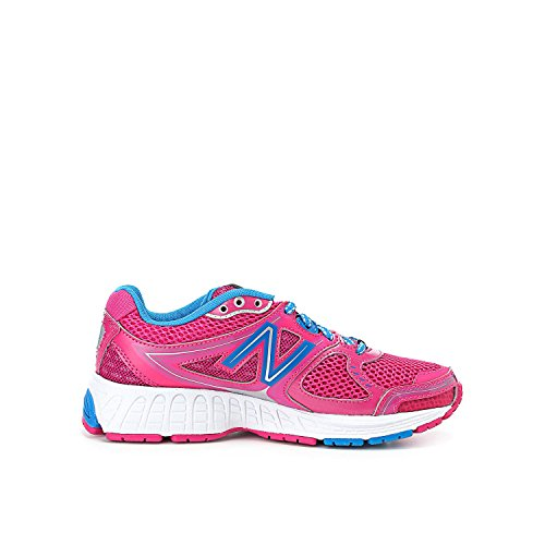 New Balance W680pu2, Baskets Basses Femme