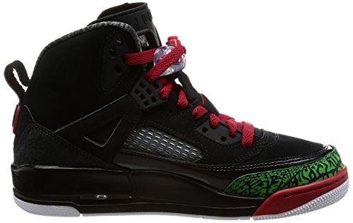 Nike Roshe One (GS), Chaussures de Running Garçon, Noir (Black/Classic Green/White/Varsity Red) Noir (Black/Classic Green/White/Varsity Red)