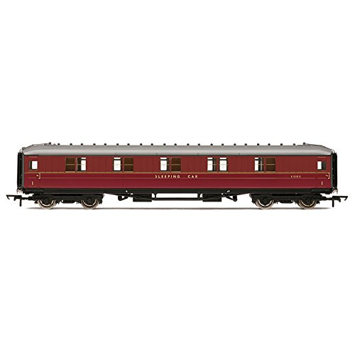 Hornby R4570 BR (Ex LNER) 61 6 Corridor 1st Class Sleeper