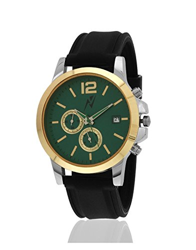 Yepme Original Chronograph Green Dial Men's Watch - YPMWATCH1758 image