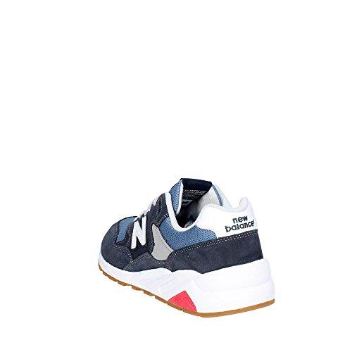 New Balance Herren 580 Elite Edition Revlite Sneakers Blau (Navy)