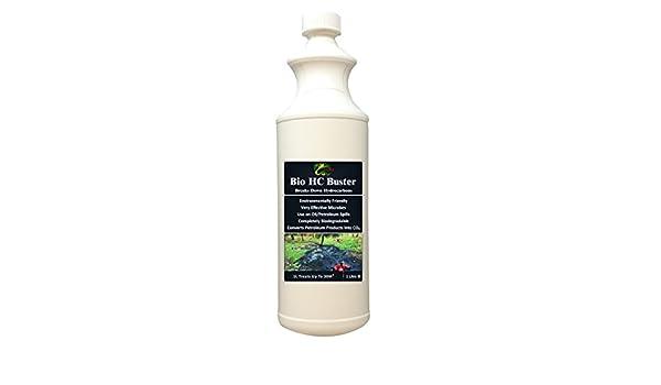 Hydra Bio HC Buster bon bioremédiation les Déversements de pétrole bactéries