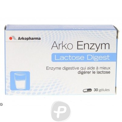 ARKOPHARMA - Arko Enzym Lactose Digest