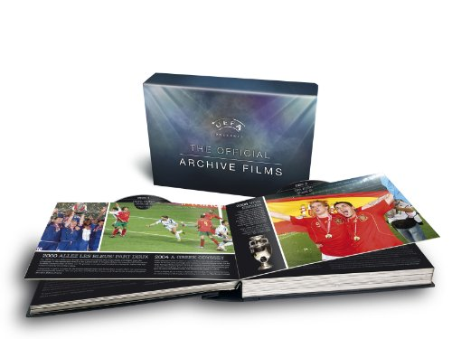 uefa-the-official-archive-films-21-dvd-luxury-book-limited-edition-gift-set-reino-unido