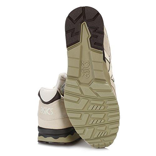 Asics Gel-Lyte V, Chaussures de Running Compétition Femme Off-Blanc