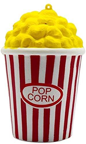 Famyfirst Squeeze Popcorn Cup Squishy Langsam Steigende Dekompression Ostern Phone Strap 8.5 x 12cm