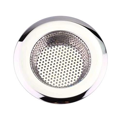Altsommer Edelstahl Küchenspüle Sieb Abflusssieb, Spülbecken Sieb Edelstahl Abflussfilter Sieb für Stopfenbedienung Kitchen - 3er-Pack