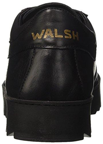 Da pelle Scarpe Walsh Involucro Alte Unico Nero Midsyle Uomo Ginnastica Nera wq67xHB6