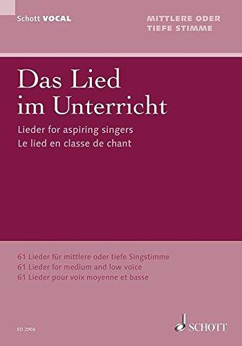 Lied Im Unterricht Bd2 Arrgt:LOHMANN P - Cht/Po par Paul Lohmann